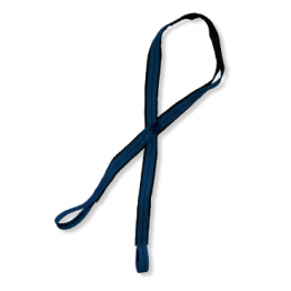 Anchor strap dielectric