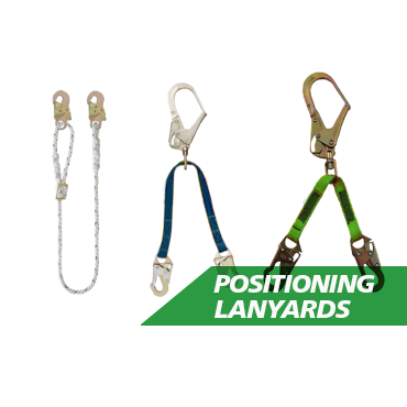 Positioning Lanyards