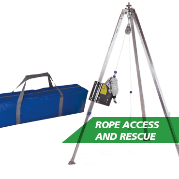 Rope access and Rescue
