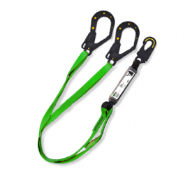 Dielectric Lanyard DRB Green