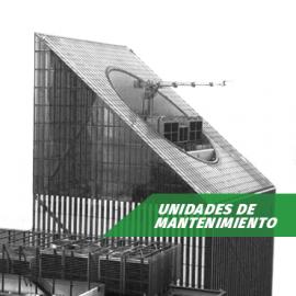Unidades de mantenimiento de edificios