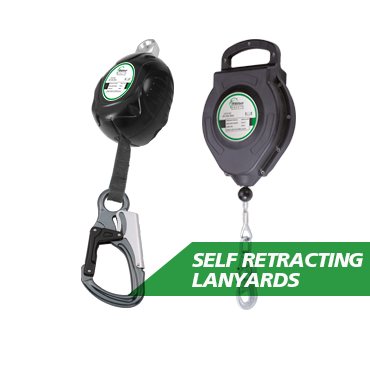 Self Retracting Lanyards